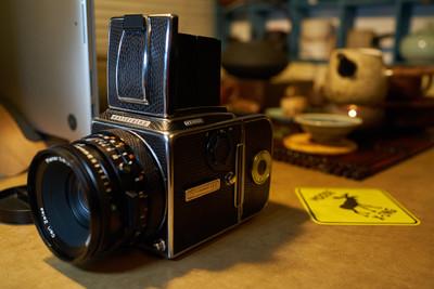 哈苏Hasselblad 503cx 35周年白金纪念版