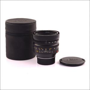 徕卡 Leica M 50/1.0 NOCTILUX-M 原厂6-BIT 第四代 夜神