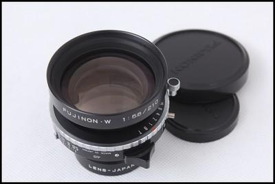 富士FUJINON W210/5.6 大画幅镜头