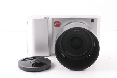 98/徕卡 T 数码相机+徕卡TL 23mm f/2 ASPH镜头 银色相机