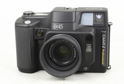 Fujifilm富士 GA645i 旁轴胶片自动对焦 EBC 60/4 标准镜头