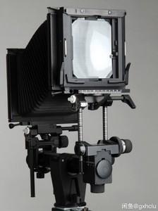 仙娜4X5大画幅单轨移轴相机套机 属于收藏级别的精品