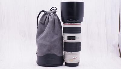 95新佳能 EF 70-200mm f/4L IS USM(小小白IS) 70-200 2496