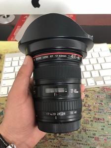 佳能 EF 17-40mm f/4L USM 17-40 佳能广角性价比高 95新 实物图
