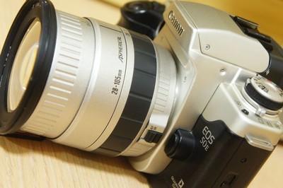 佳能 EOS 50e   眼控对焦的相机