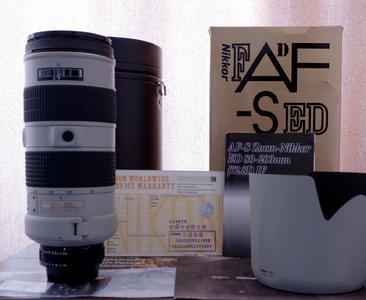 尼康 AF Zoom-Nikkor 80-200mm f/2.8D ED