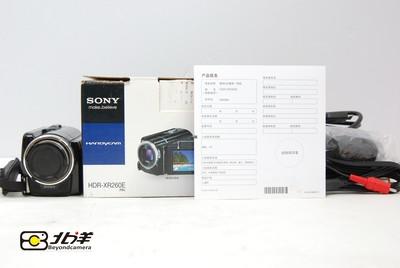 95新索尼 HDR-XR260E国行带包装(BH02280005)【已成交】