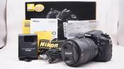 99新行货带包装尼康 D7200+18-140套机 D7200 18-140