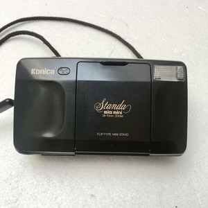 柯尼卡konica Standa BIG Mini 变焦傻瓜相机