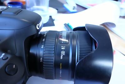 二手自用佳能 EF 24-105mm f/4L IS USM