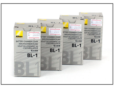 尼康 BL-1  D3和D2系列用电池舱盖 全新带包装#28693