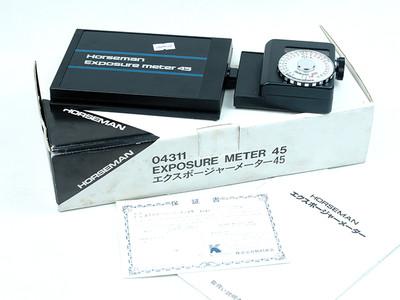 骑士  HORSEMAN 4X5 相机专用测光表全包装