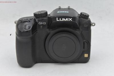 新到 9成新 松下 GH3 高清摄像 可交换 编号9123