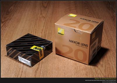 尼康Nikon AF 20mm F/2.8 D
