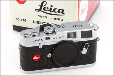 徕卡 Leica M4-P 70周年纪念版 带对号包装