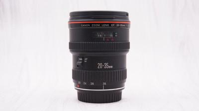98新佳能 EF 20-35mm f/2.8L 20-35