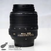98新尼康 AF-S 18-55mm f/3.5-5.6G VR#5193[支持高价回收置换]