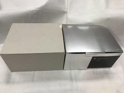徕卡 LEICA MP 0 .72 定制限量版 银色真皮 绿色 包装齐全