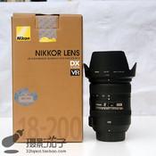 98新尼康 AF-S 18-200 ED VR II#9653[支持高价回收置换]