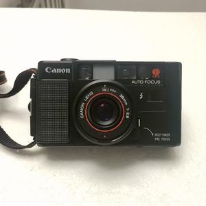 Canon佳能AF35M 38mm F2.8大光圈定焦胶片傻瓜相机