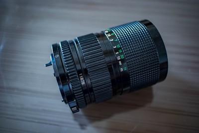 佳能FD35-70mm/F4恒定