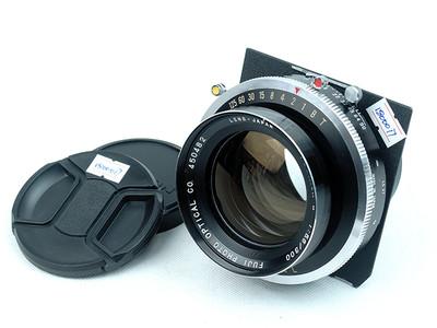 富士 FUJI FUJINON W 300mm f5.6  8x10标头
