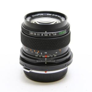 奥林巴斯 35mm F2.8 移轴镜头