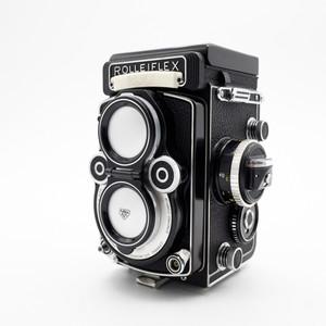 禄来 禄莱 Rolleiflex 3.5F 白脸 Planar 75/3.5 极上品 收藏成色