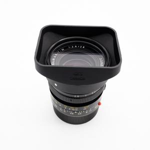 Leica 徕卡 Elmarit-M 28/2.8 III 极上品 原配遮光罩