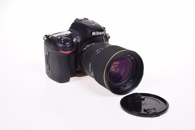 尼康 D610配腾龙28-70 F2.8镜头 打包出