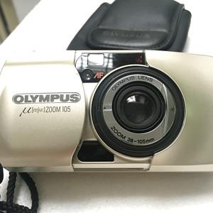 Olympus奥林巴斯U zoom 105 38-105mm变焦胶卷相机 135胶片机