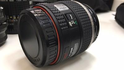 SMC PENTAX-D FA 645 F2.8 55mm