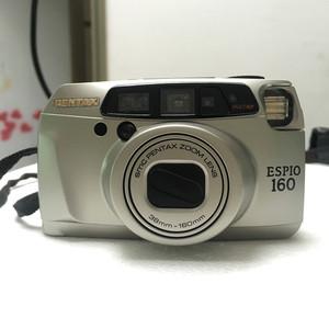 Pentex宾得 ESPIO 160 胶片傻瓜机 135变焦胶卷相机 带宽幅