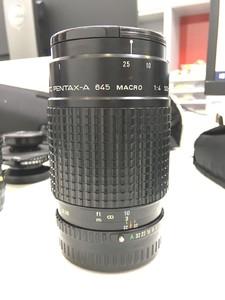 SMC PENTAX-A 645  MACRO F4 120mm