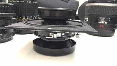 施耐德 APO Symmar  150mm f/5.6