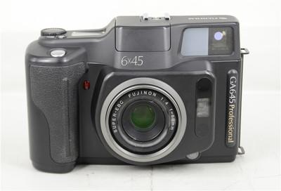 Fujifilm富士 GA645 旁轴胶片自动对焦 EBC 60/4 标准镜头