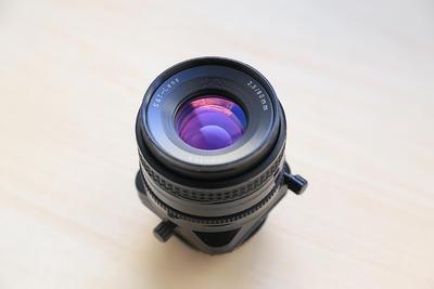 阿萨特(arsat)移轴镜头T/S 80F/2.8