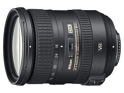 伟德亚洲官网_尼康 AF-S DX 尼克尔 18-200mm f/3.5-5.6G ED VR II