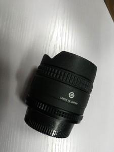 三码合一箱说全 尼康 AF Fisheye 16mm f/2.8D 鱼眼