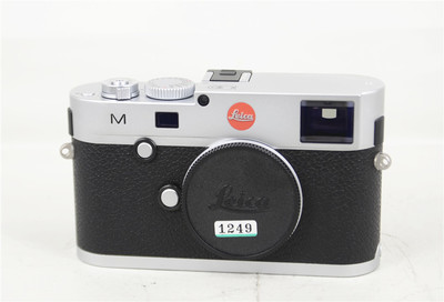 Leica徕卡 大M typ240 M240 银色 旁轴数码相机 100周年纪念版