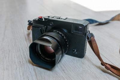 富士 X-Pro 1 35mm F1.4套机+XF18-55mm F2.8-4