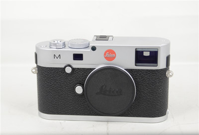 Leica徕卡 大M typ240 M240 银色 专业旁轴数码相机 原盒包装全