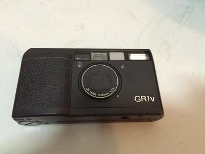 理光GR1V