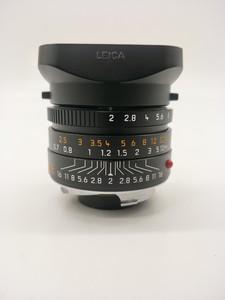 Leica Summicron-M 35 mm f/ 2 Asph 99新 可充新支持置换
