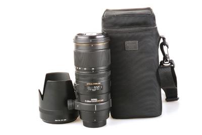 95新 适马 APO 70-200mm F2.8 EX DG OS HSM
