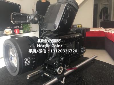看图说话,实物拍摄,出两套索尼F55 4K电影机