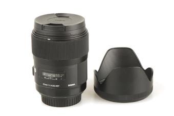 95新 适马 35mm f/1.4 DG HSM(