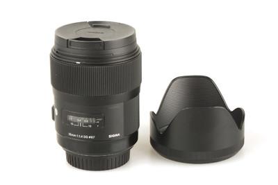 95新 适马 35mm f/1.4 DG HSM(A)佳能口