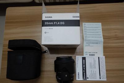 适马 35mm f/1.4 DG HSM(A)[nikon]
