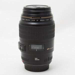 Canon佳能 EF 100mm f/2.8 USM 微距 100/2.8 95以上新 NO:6013